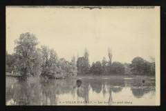 Les lacs - Le petit étang 92 Ville-d'Avray