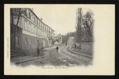 Rue de Marnes - Ville-d'Avray