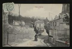 Rue Pradier - Ville-d'Avray