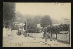 Rue de Saint-Cloud - Ville-d'Avray