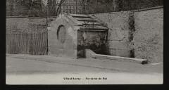 Fontaine du Roi - Ville-d'Avray