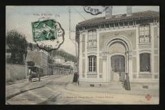Route de Saint-Cloud - Crèche Fanny - Ville-d'Avray
