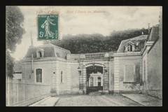 Porte d' Entrée du Monastère - Ville-d'Avray