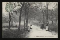 Vue du Parc St-Cloud - Saint-Cloud