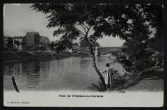 Pont de Villeneuve-la-Garenne - L'Île-Saint-Denis
