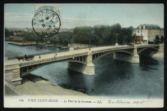 L'Ile Saint-Denis - Le Pont de la Garenne - L'Île-Saint-Denis