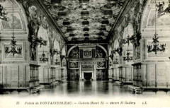 57, Palais de Fontainebleau (Palace of Fontainebleau, Henry Ii Gallery) (NBY 8664)