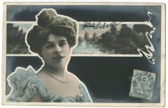 Adeline Lanthenay. 895. Photo Reutlinger