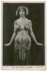 ALLAN, Maud Beagles. 118 B. As Salome. Photo Reutlinger