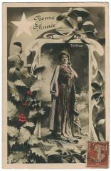 Amélie Diéterle (1871-1941) carte postale (A15)