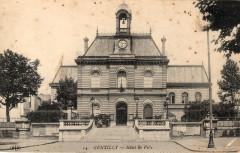 Hôtel de ville, Gentilly