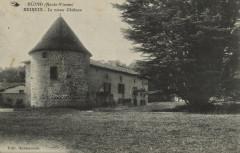 Le vieux chateau de Beireix à Blond - Blond