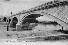 Valence pont cpa ll - Valence