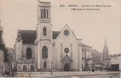 Agen - Cathédrale Saint-Caprais (CP Chaudruc) - Agen