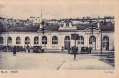 Cap 13 - Agen - La Gare - Agen