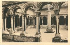 Aix en Provence-Fr-13-vers 1930-la cathédrale Saint Sauveur-le cloitre - Aix-en-Provence