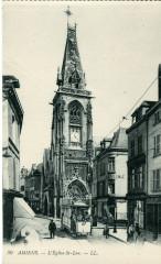 Ll 30 - Amiens - L'Eglise St leu - Amiens