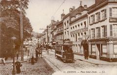 Ll 82 - Amiens - Place Saint-Denis - Amiens