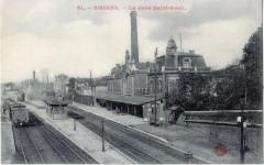 Amiens - La gare Saint-Roch - Amiens