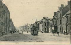 Caron 428 - Amiens - La rue Jules-Barni 80 Amiens
