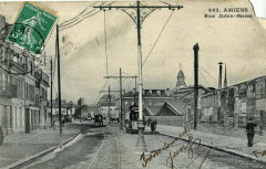 Caron 462 - Amiens - Rue Jules Barni 80 Amiens
