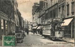 Caron 464 - Amiens - La rue Duméril 80 Amiens