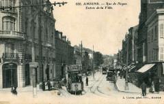Caron 686 - Amiens - Rue de Noyon - Entrée de la Ville 80 Amiens