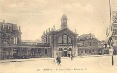Gare de Saint-Roch (Amiens) 80 Amiens