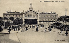 Gare du Nord (Amiens) 80 Amiens
