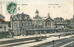 Hacquart 25 - Amiens - La Gare St Roch 80 Amiens