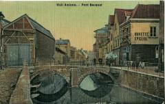 Inconnu - Vieil Amiens - Pont Becquet 80 Amiens