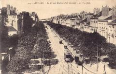 Lv 117 - Angers - Le Grand Boulevard de Saumur 49 Angers