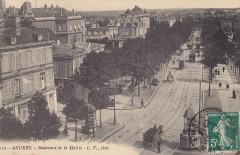 Lv 119 - Angers - Boulevard de la Mairie 49 Angers