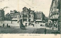 Nd 181 - Angers - La Place du Ralliement 49 Angers