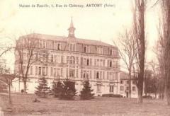 Cp - 1ruedeChatenay - Montcabrier