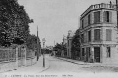 Cp - La poste (rue des 2 gares) - Montcabrier