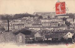 Arcueil-Cachan - Vue générale - Cachan