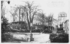 Arcueil-Cachan Caisse des Dépôts et Consignations (ancien Collège Albert-le-Grand) 1917 - Cachan