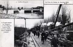 Arsonval crues 1910 AUbe - Arsonval