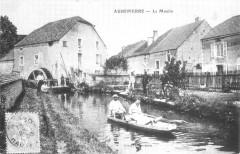 Cp Aubepierre Le Moulin - Aubepierre-sur-Aube
