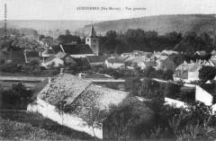 Cp Aubepierre vue générale - Aubepierre-sur-Aube
