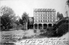 Bar sur seine Moulin 82491 - Bar-sur-Seine