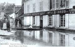 Crue-Loire-1907-Beaugency - Beaugency