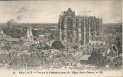 Beauvais-Fr-60-Cpa-cathédrale-01 - Beauvais