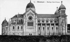 Basilique Saint-Ferjeux - XXe - 2 - Besançon
