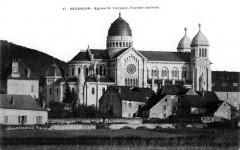 Basilique Saint-Ferjeux - XXe - 3 - Besançon
