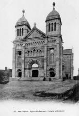 Basilique Saint-Ferjeux - XXe - 4 - Besançon
