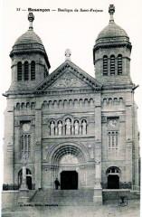 Basilique Saint-Ferjeux - XXe - Besançon
