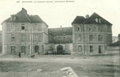 Caserne Lyautey - Besançon