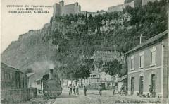 Gaillard-Pretre -Excursion en Franche-Comté - 335 Besançon - Gare Rivotte - Citadelle - Besançon